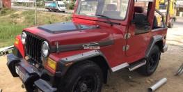 Bán jeep đẹp máy chất