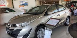 TOYOTA VIOS 1.5E - Giảm  Sâu - Toyota An Thành