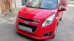 Bán Chevrolet Spark LTZ 2016 màu Đỏ xe đi đúng 18 000 km.