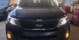 Kia Sorento new 2.4 2015 , xe có hỗ trợ trả góp , giá cả còn thương lượng