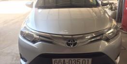 Cần bán xe Toyota Vios  1.5E 2016 , có hỗ trợ trả góp, fix giá mạnh cho AE thiện chí
