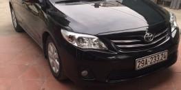 Xe Toyota Corolla altis 1.8G MT 2011 - 505 Triệu