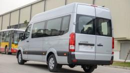 HYUNDAI SOLATI (H350), đẳng cấp mới cho ngành dịch vụ hành khách