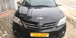 Bán xe Toyota Corolla altis 1.8 G năm sản xuất 2011, màu đen, Xe Siêu Tuyển