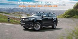 Chevrolet Trail Blazer nhập khẩu nguyên chiếc ưu đãi 30 triệu