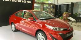 Toyota Vios Mới 2019 Giá Hấp Dẫn Chỉ Từ 531 Triệu