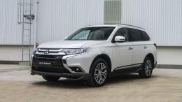 Cần bán xe  Mitsubishi outlander phiên bản STD mới 100% giá ưu đãi