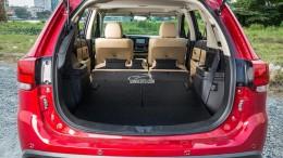 Cần bán Xe Mitsubishi Outlander 2.4 Premium màu Đỏ  giá đang ưu đãi