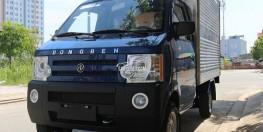 Xe tải dongben thùng kín 770kg giá rẻ chỉ cần 40 triệu có xe
