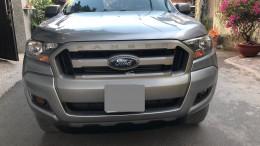Bán Ford Ranger 2017 xám số sàn Xe đẹp như mới, không một lỗi nhỏ