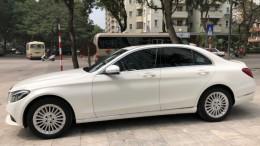 Chợ ô tô Giải phóng bán xe Mercedes C250 Exclusive sx 2015, đăng ký 2015