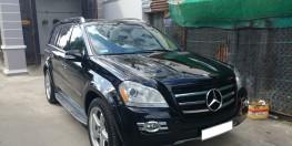 Bán Mercedes GL550 Amg 2007 tự động đen tuyệt đẹp.