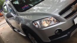 Đổi xe bán Captiva LTZ 2009 màu bạc đi chuẩn 63 000 km