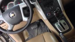 Captiva LTZ 2009 màu bạc đi chuẩn 63 000 km. Xe gia đình sử dụng
