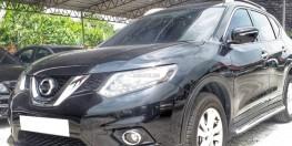 Nissan Xtrai 2017 đk 2018 số tự động màu đen, nhà ít sử dụng odo 23000Km