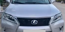 Cần bán Lexus Rx450h 2009 màu bạc fom mới