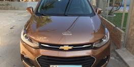 Chevrolet Trax 2018 nhập khẩu Hàn Quốc, màu nâu, số tự động