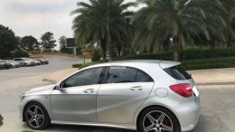 Mercedes A250 Sport AMG 2015 màu bạc nhập Châu Âu