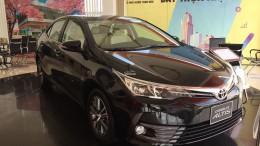 Bán Toyota Corolla Altis 2019 - Tặng: DVD , Camera Lùi, Bọc ghế, Film , Viền,...