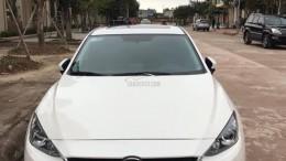 Bán Mazda 3 tự động 2018 Trắng trẻ đẹp lung linh