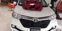Toyota Avanza - Nhập Khẩu - Ưu Đãi Tốt