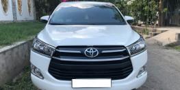 Toyota Innova  SX 2018  Số sàn màu trắng