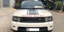 Xe Land Rover Range Rover Mode 2011 Màu Trắng Nhập Khẩu