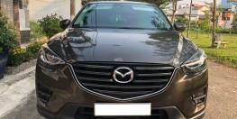 Mazda CX5 Full cuối 2016 màu nâu