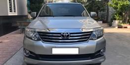 Cần bán Toyota Fortuner, số Auto, Đời 2016