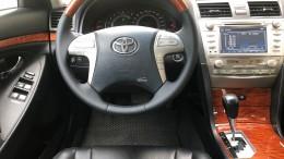 Xe Toyota Camry 3.5Q 2008 màu Bạc