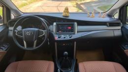 Xe Toyota Innova SX năm 2018 màu trắng