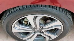 Cần bán xe Honda City model 2017 số tự động, màu đỏ