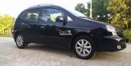 Bán Chevrolet vivant 2009 số sàn 7 chỗ màu đen.