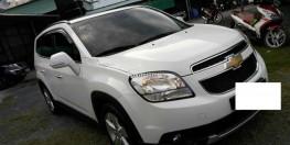 Gia đình cần bán nhanh xe Chevrolet Orlando model 2018