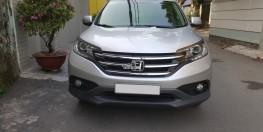 bán xe Honda CRV 2015 màu bạc