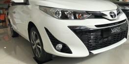 Toyota Yaris Mới - Giảm Giá Nhiều Quà Tặng Hấp Dẫn- Toyota An Thành