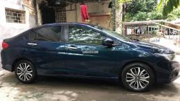 Bán Honda City 2017 đk 2018 tự động Xanh zin đi được 56 000 km
