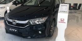 Honda City CVT 1.5 2019 ( xanh đen)