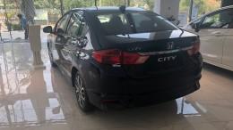 Giá xe Honda City CVT 1.5 2019 ( xanh đen)