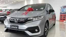 Giá xe Honda Jazz RS 1.5 2019 giá tốt chưa bao gồm khuyến mãi, liên hệ ngay đề biết thêm chi tiết