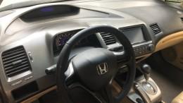 Bán Honda Civic Bạc 2008 tự động xe chính chủ ít đi