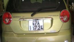 Xe Chevrolet Spark LT 0.8 MT (5 chỗ)