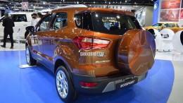 Ford Ecosport 1.5 L Titanium