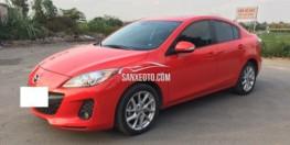 Cần bán Mazda 3 AT model, màu đỏ