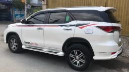 Cần bán Toyota Fortuner AT máy dầu số tự động sản xuất 2018