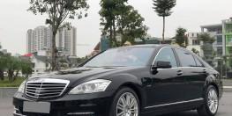 Bán Mercedes S400 màu đen 2011 tự động full option.