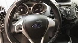 Cần tiền gấp bán Ford EcoSport 2015, số sàn, màu xám như mới.