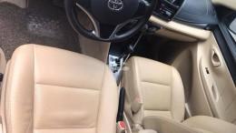 Bán Toyota Vios E 2017 Vàng cát zin cọp rất mới