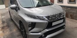 Bán Mitsubishi Xpander tự động 2019 màu bạc  xe như mới.