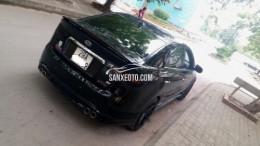 Bán xe Kia Forte AT sản xuất 21/11/2011, màu đen, 420tr như hiện hữu; 400 nếu lắp nội thất về nguyên bản (CD 6 đĩa)